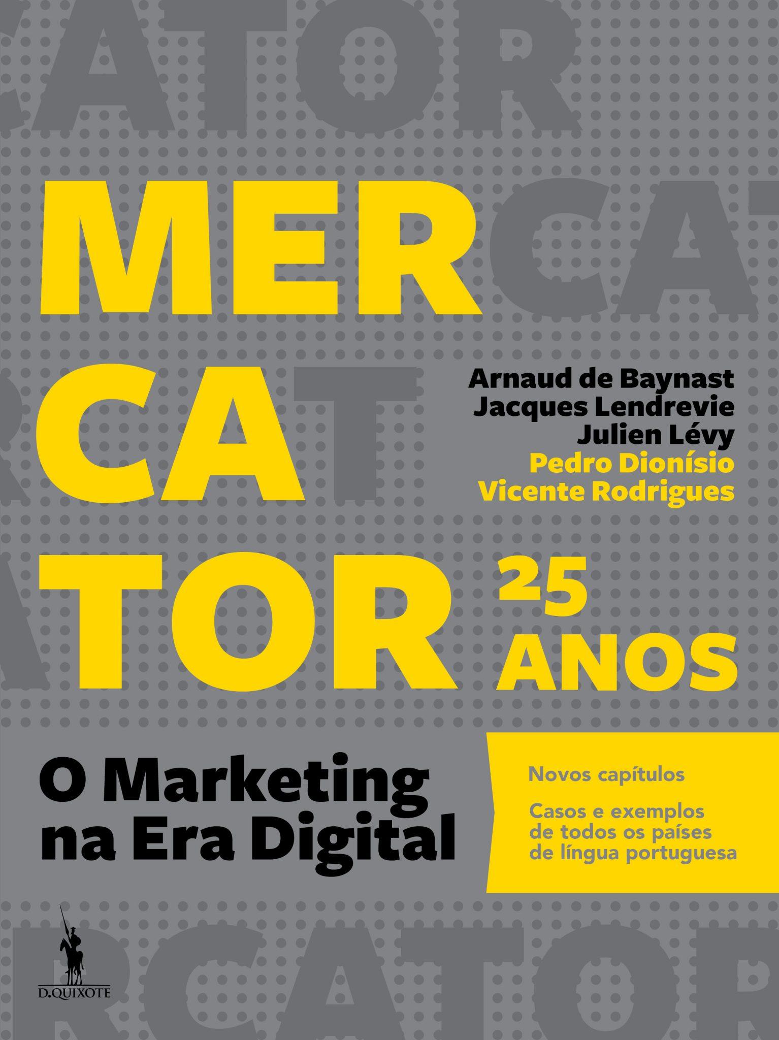 Capa Livro Mercator